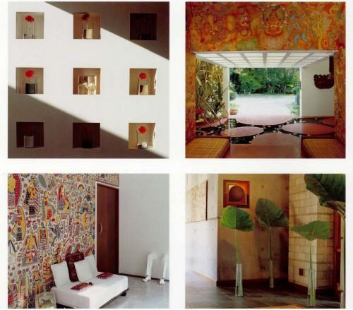 indisch wohnen mit allen sinnen yoga guide. Black Bedroom Furniture Sets. Home Design Ideas