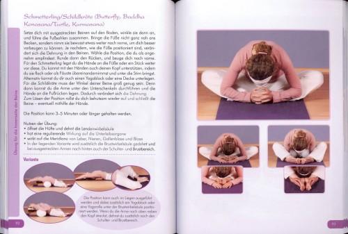 Yin Yoga   Der sanfte Weg zur inneren Mitte   Yoga Guide