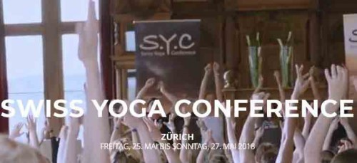 Swiss Yoga Conference 2020 | yogaguide