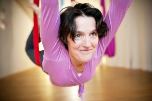 Yoga-Portrait Christine Swoboda | Yoga Guide
