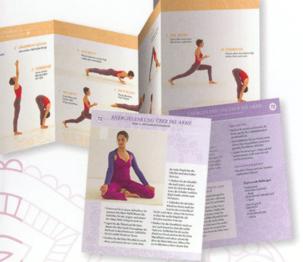 die yogabox  Übungsprogramme selbst zusammenstellen