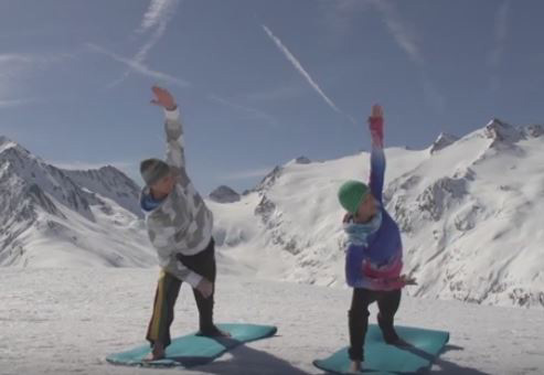 Yoga in the Alps Obergurgl | yogaguide