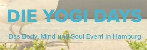 Yogi Days Hamburg | yogaguide