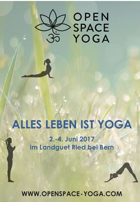 Open Space Yoga Schweiz | Yoga Festival Guide | yogaguide